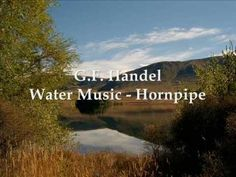 One of the most popular songs to be played when the newlyweds leave leave the church. Water Music- Horn Pipe, Composed by Handel. Tlc Music, Recessional Songs, Preschool Music, Kindred Spirits, Wedding Music, Newlyweds, Violin, Horn, The Dreamers