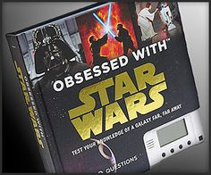 Need help with the Jedi SATs, young Padawan? Obsessed with Star Wars is packed with bits of Star Wars trivia; Star Wars Books, Star Wars Facts, Far Away, Trivia, This Book, This Or That Questions, Cool Stuff, Stars, Cool Things