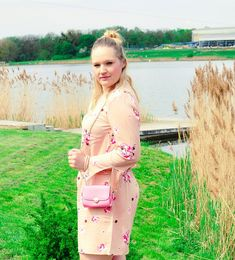 #inspiration #fashion #pink #style #girl #sweetgirl #sweet #blonde