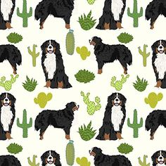 Bernese Mountain Dog Fabric Bernese Mountain Dog Breed Fa... https://www.amazon.com/dp/B075SKPZFL/ref=cm_sw_r_pi_dp_U_x_ZWKAAbKH8FN7B