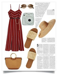 """""""Vacantion"""" by obretin-raluca on Polyvore featuring Fujifilm, Givenchy and Lauren Ralph Lauren"""