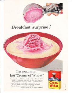 Cream of wheat toast gif wtf
