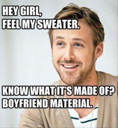 Bahaha, oh Ryan :)
