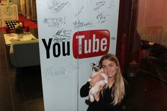 Grumpy Cat and Tabatha visiting Frederator Studios/YouTube!