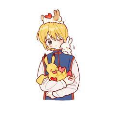 because we need a damn book just focusing on how precious he is. Hunter X Hunter, Hunter Anime, Me Anime, Chica Anime Manga, Anime Guys, Haikyuu, Hxh Characters, Ecchi, Hisoka