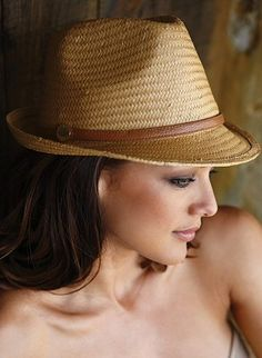 La mode en chapeau