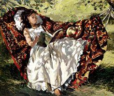 Pintura de Sherree Valentine-Daines - Inglaterra