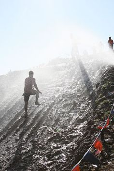 Tough Mudder's 20 Most Badass Obstacles. Good to know.