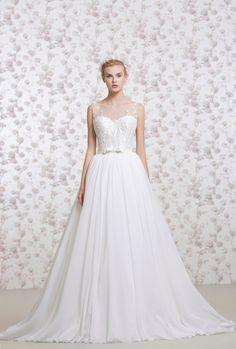 Georges Hobeika Bridal 2016 Bridal Collection,wedding dresses | itakeyou.co.uk