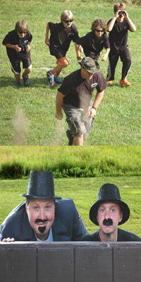 Pennsylvania Resident Summer Camp - Spy Camp and Secret Agent Camp Programs!