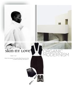 """""""Organic Modernism"""" by violet-peach on Polyvore"""