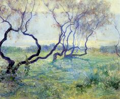 Tamarisk Trees in Early Sunlight. Guy Rose (3 March 1867–17 November 1925) was an American Impressionist painter who is recognized as one of California's top impressionist painters of the late 19th and early 20th centuries.