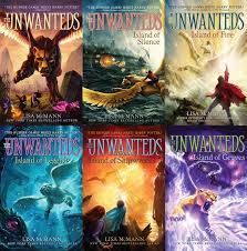 Unwanteds series by Lisa McMann