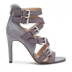 Sole Society Ashton textured high heel sandal