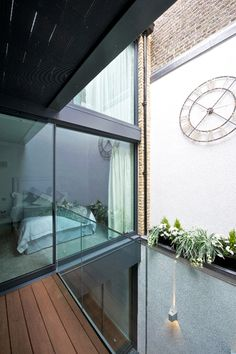 CSK Architects - Projects - Experienced Award Winning Architects in Eton & Windsor - 11 Elvaston Mews London SW1