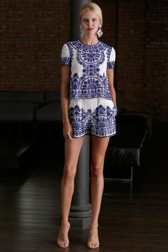 Naeem Khan - Crucero/Resort 2015