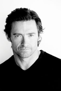 Hugh Jackman- One of the reasons I love this guy...... is the way he loves is wife.