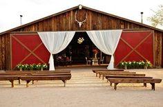 A Rustic Barn Wedding...my dream wedding for sure