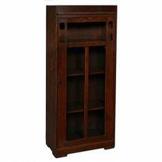 229: Limbert bookcase, #357, single door : Lot 229