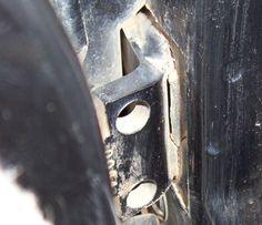 How to door hinge repair Door Hinges, Doors, 2001 Jeep Cherokee, Jeep Xj, Gate