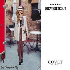 LOCATION SCOUT @covetfashion #covet #covetfashion #covetfashionapp #fashion #womensfashion