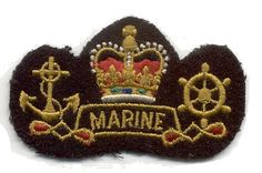 Marine / Air Services Police Badges, Honor Guard, Military Police, Forensics, Law Enforcement, Armed Forces, North West, Crime, Patches