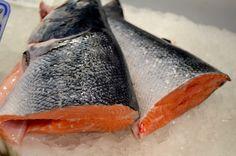 ¿Que te parece cocinar hoy un salmón a la plancha? Encuéntralo en Pescadería Manolo.