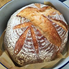 My Favorite Boule The process – The home of great sourdough Bread Recipe By Weight, Bread Recipe Book, Bread Dough Recipe, Sourdough Boule Recipe, Sourdough Recipes, Sourdough Bread, Artisan Bread Recipes, Bread Maker Recipes, Streusel Topping For Muffins