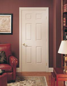 The Bristol door by HomeStory.  #Doors #InteriorDoors #DoorReplacements #HomeRemodel