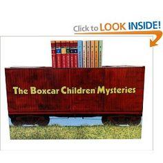 BoxCar Children Books