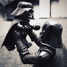 The word Vader is Dutch for Father. - Star Wars Vader - Ideas of Star Wars Vader - The word Vader is Dutch for Father. Star Wars Love, Star War 3, Star Wars Art, Lego Star Wars, Star Trek, Geeks, Cuadros Star Wars, Its A Mans World, Humor Grafico