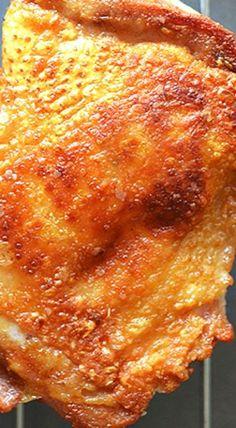 Cracklin' Chicken - Nom Nom Paleo