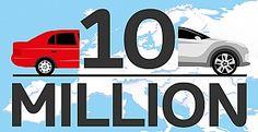 Toyota Avrupa 10 milyon tane araç üretti!