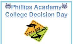 Phillips College Decision Day May 1st-1:00pm-2:30pm #WildcatScholars @AldPatDowell3rd @BronzevilleCAC @BronzevilleAll