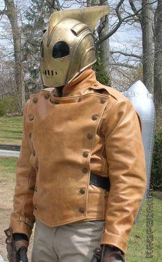 Rocketeer Replica costume