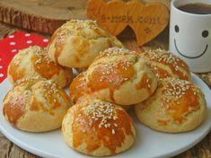 Gevrek Poğaça Tarifi Turkish Recipes, Ethnic Recipes, Homemade Beauty Products, Pretzel Bites, Hamburger, Health Fitness, Food And Drink, Breakfast, Wordpress Theme