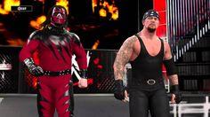 Undertaker American Badass | ... Entrance Ft Kane and The Undertaker The American Badass!! - YouTube