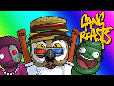 Gang Beasts Funny Moments - The Ultimate Boy Band - YouTube