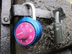 One can argue that the key lock is better than a combination lock and that the inner mechanisms of the combination lock are not as strong as a keyed Target, Locksmith Services, Combination Locks, Key Lock, Enough Is Enough, Cool Photos, Ideas Decoración, Organizations, Middle School