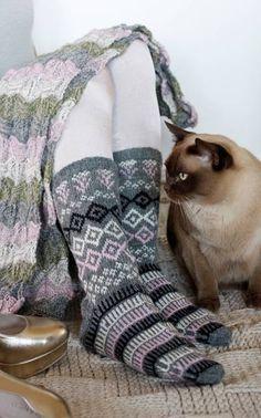 knit socks wool socks knitted socks Scandinavian pattern Norwegian socks Christmas socks gift to man. gift to woman men socks Women socks. by WoolMagicShop on Etsy Knitting Wool, Knitting Socks, Hand Knitting, Knit Socks, Scandinavian Pattern, Warm Socks, Mitten Gloves, Mittens, Knitting Patterns