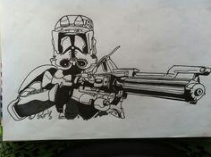 Star Wars, Zeichnung, Malbuch, ausmalen,