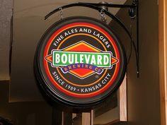 Boulevard beer KC