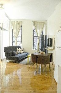 Living Room And Dining In A Smaller Than My Closet That S Nyc