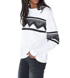 Women Ladies O-Neck Long Sleeve Ethnic Print Sweatshirt K... https://www.amazon.co.uk/dp/B01HZIRQIS/ref=cm_sw_r_pi_dp_x_mRr3xbRDHXD3B