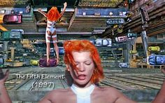 The fifth element by Luc Besson