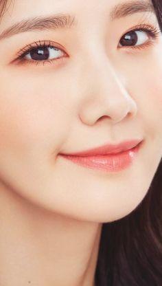Asian Makeup, Korean Makeup, Korean Beauty, Asian Beauty, Girls Generation, Beautiful Girl Image, Beautiful Eyes, Yoona Innisfree, Prity Girl