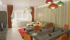 DedeSign - Inspirație pentru casa visurilor tale Curtains, Home Decor, Blinds, Decoration Home, Room Decor, Draping, Home Interior Design, Picture Window Treatments, Home Decoration