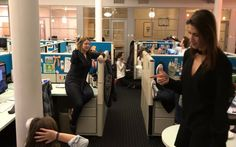 The Engage team in our US office is the fourth of 17 to meet the #MannequinChallenge!  Stay tuned for participation from the rest of our global teams. ------- Music Credit: Rae Sremmurd - Black Beatles Feat. Gucci Mane