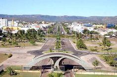 Cidade de Palmas, Tocantins - Turismo e Cultura no Brasil.
