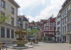 St.Gallen, Switzerland